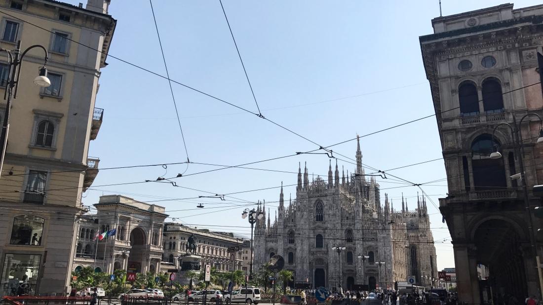 Piazza di Duomo