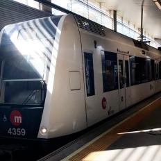 Valencia metro