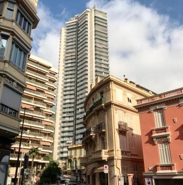Monte carlo streets