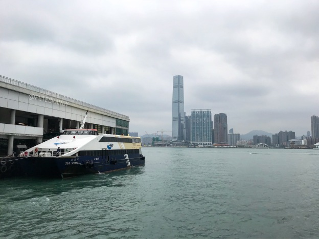 Ferry port HKG