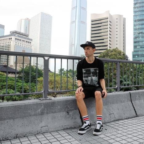 near HongKong park