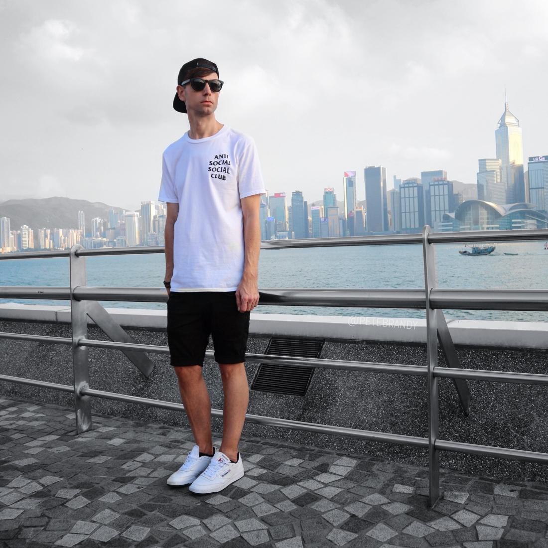 Stars promenade HKG