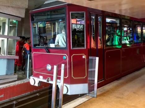 Victoria tram HKG